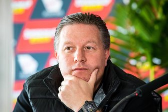 Zak Brown, Walkinshaw Andretti United Holden