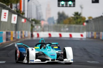 Daniel Cao, Rookie Test Driver for NIO 333, NIO FE-005