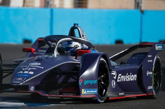 Nick Cassidy, Rookie Test Driver per Envision Virgin Racing, Audi e-tron FE06