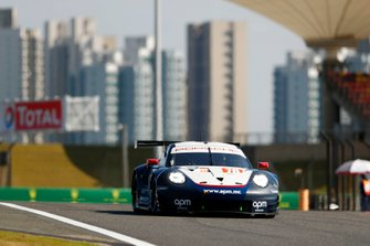 Филипп Претт, Луи Претт и Венсан Абриль, Proton Competition, Porsche 911 RSR (№78)