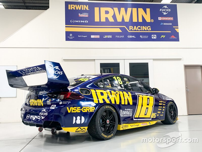 Team 18 2019 Sandown 500 retro livery