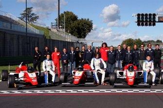 Piloti e Istruttori del Supercorso 2019