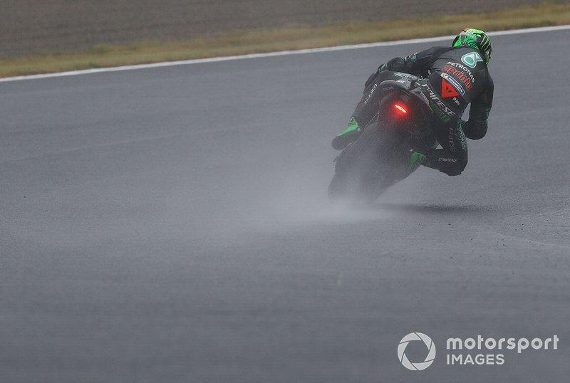 2-е место: Франко Морбиделли, Petronas Yamaha SRT – 1:45,895