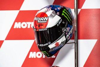 Alex Rins, Team Suzuki MotoGP, helmet