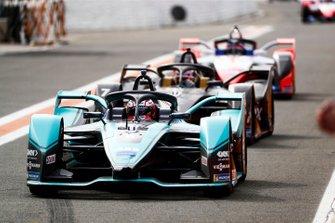 Mitch Evans, Jaguar Racing, Jaguar I-Type 4 Nico Müller, Dragon Racing, Penske EV-4