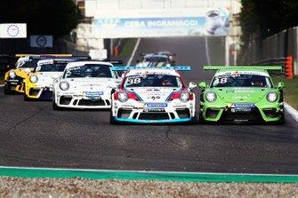 Simone Iaquinta, Ghinzani Arco Motorsport e Jaden Conwright, Dinamic Motorsport