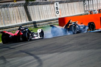 Jean-Eric Vergne, DS TECHEETAH, DS E-Tense FE20 Andre Lotterer, Porsche, Porsche 99x Electric