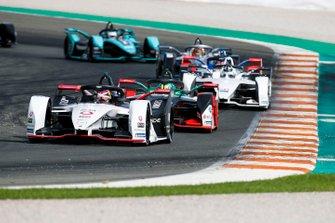 Neel Jani, Porsche, Porsche 99x Electric Lucas Di Grassi, Audi Sport ABT Schaeffler, Audi e-tron FE06, Edoardo Mortara, Venturi, EQ Silver Arrow 01