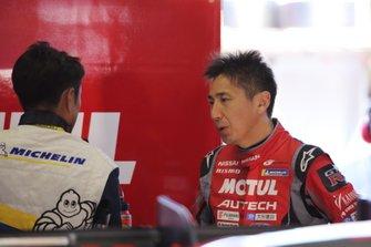#23 Nismo Nissan GT-R: Tsugio Matsuda