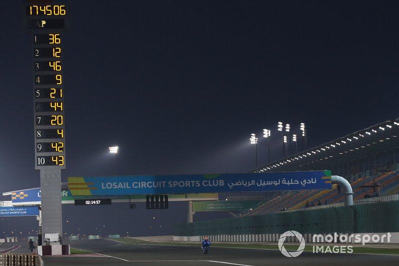 GP de Qatar (Losail) - 8 de marzo*