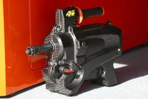 Red Bull KTM Factory Racing engine starter
