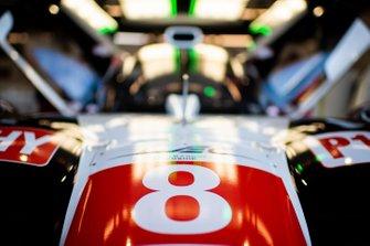 #8 Toyota Gazoo Racing Toyota TS050, detail