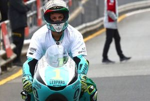 Race winner Lorenzo Dalla Porta, Leopard Racing