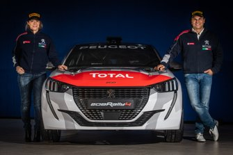 Anna Andreussi, Paolo Andreucci, Peugeot 208 Rally4