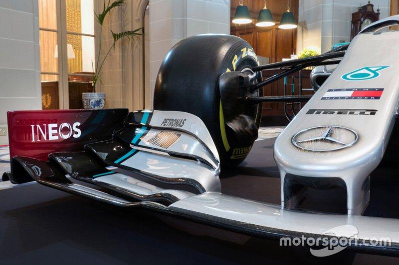 Mercedes AMG F1 livery