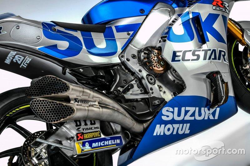 Detalle Suzuki GSX-RR 2020