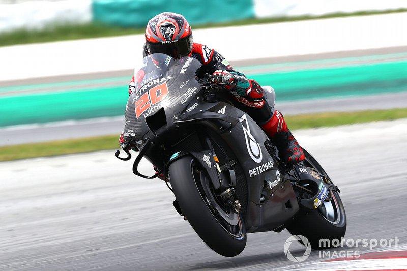 1º Fabio Quartararo, Petronas Yamaha SRT - 1:58.349