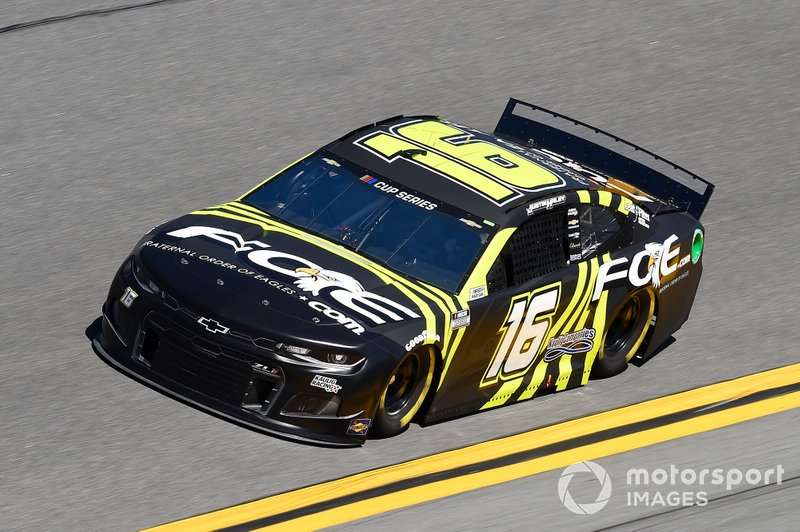 33. Justin Haley, Kaulig Racing, Chevrolet Camaro Fraternal Order of Eagles