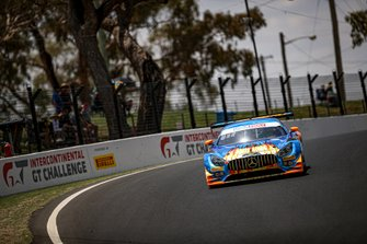 #75 SunEnergy1 Racing Mercedes AMG GT3: Kenny Habul, Dominik Baumann, Martin Konrad, David Reynolds