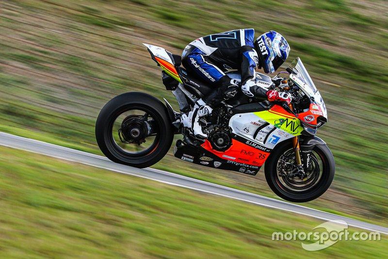 Michael Ruben Rinaldi (Ducati)