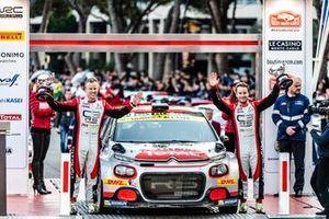 1. WRC2: Mads Östberg, Torstein Eriksen, PH Sport Citroen C3 R5