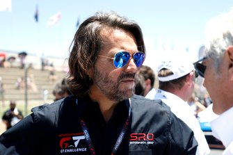 Stephane Ratel, CEO SRO