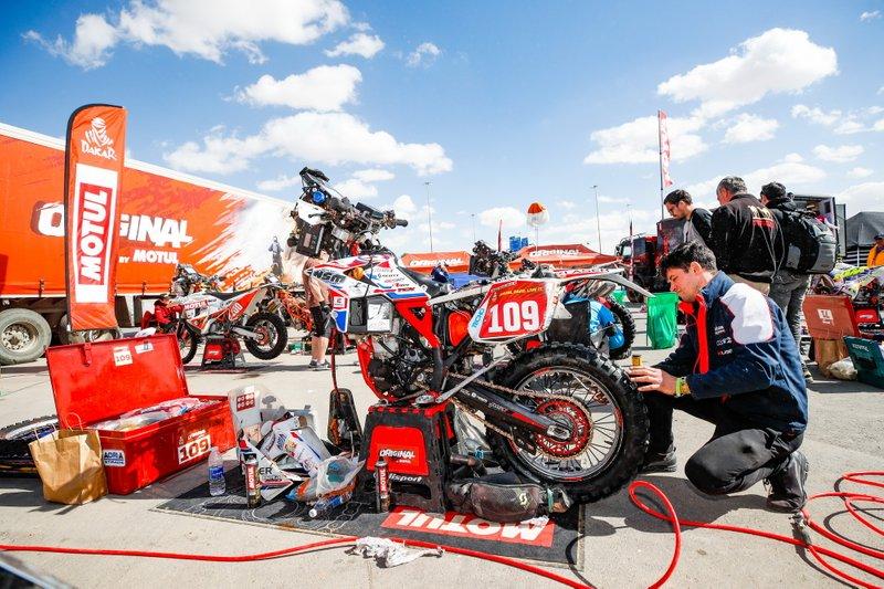 #109 NSM Racing Team: Mirko Pavan