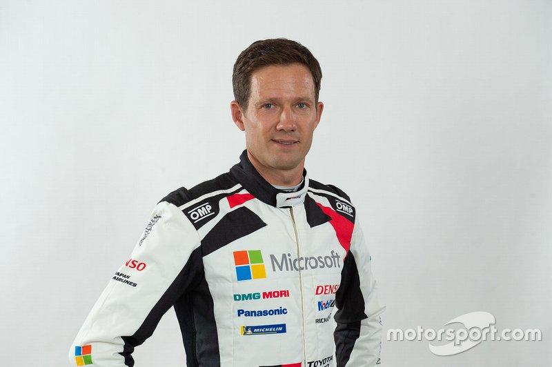 Sébastien Ogier, Toyota Racing