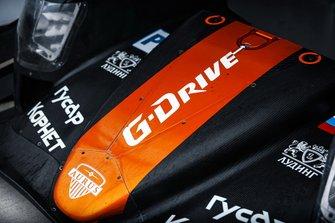 Автомобиль Aurus 01 (№26) команды G-Drive Racing by Algarve