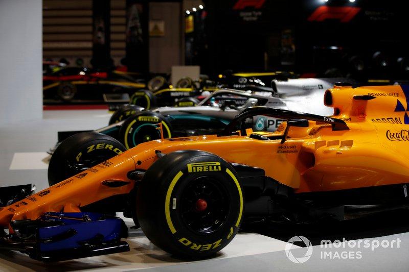 A McLaren MCL34