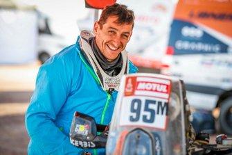 #95 KTM: Sebastien Lagut