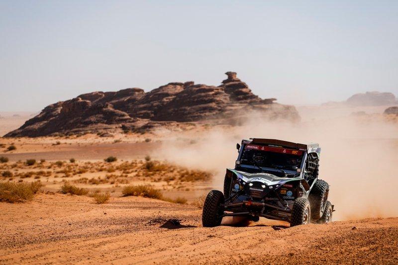 #433 FN Speed Team - Can Am: Santiago Navarro, Marc Sola Terradellas