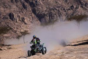 #250 Drag'on Racing Yamaha: Ignacio Casale