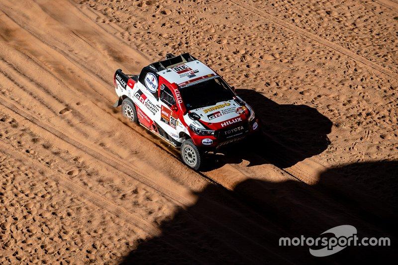 #310 Toyota Gazoo Racing: Fernando Alonso, Marc Coma