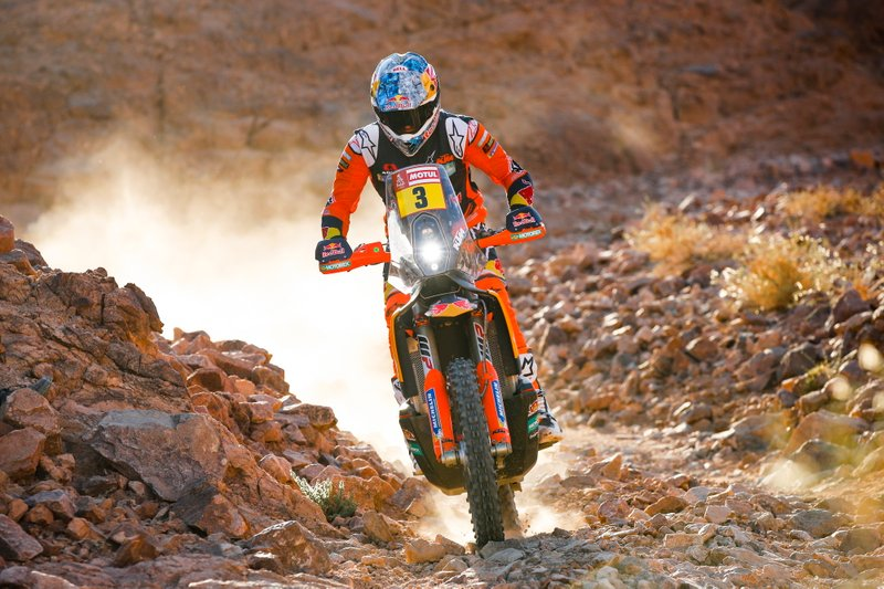 #3 Red Bull KTM Factory Racing: Sam Sunderland