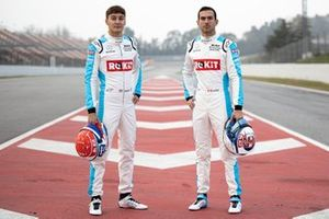 George Russell, Nicholas Latifi, Williams Racing