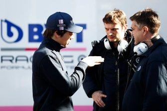 Лэнс Стролл, Racing Point F1 Team