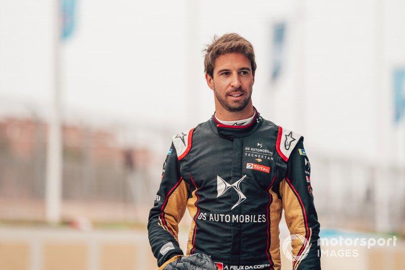 António Félix da Costa, DS Techeetah (Atual campeão)