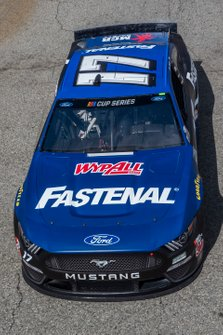 Chris Buescher, Roush Fenway Racing, Ford Mustang Fastenal
