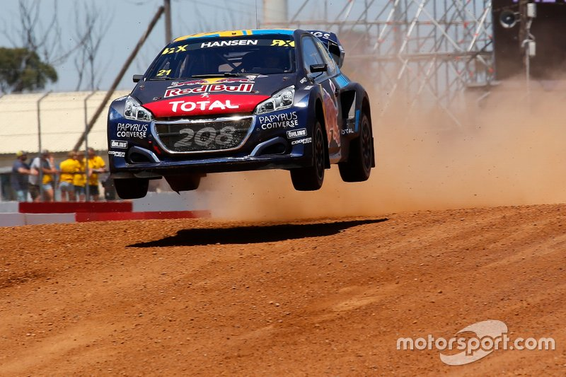 World RallyCross, equipos: Team Hansen MJP