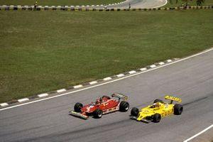 Gilles Villeneuve, Ferrari, Marc Surer, ATS