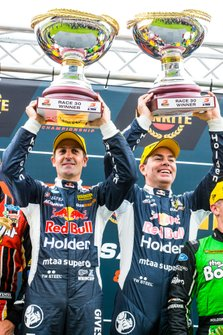1. Jamie Whincup, Craig Lowndes Triple Eight Race Engineering Holden