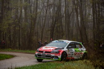 HERCZIG Norbert, FERENCZ Ramon, Volkswagen Polo GTI R5, Rally Hungary, FIA ERC