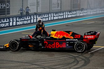 Max Verstappen, Red Bull Racing, 2nd position