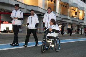 アレッサンドロ・ザナルディ(BMW Team RBM)