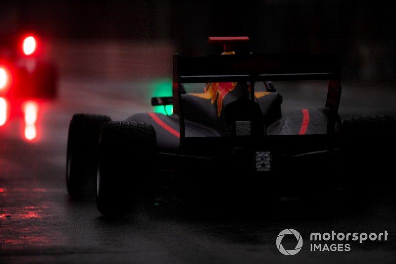 Dennis Hauger, Hitech Grand Prix