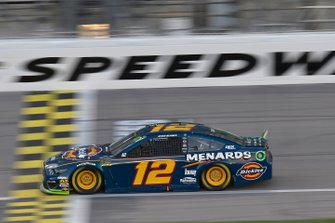Ryan Blaney, Team Penske, Ford Mustang Menards/Dickies