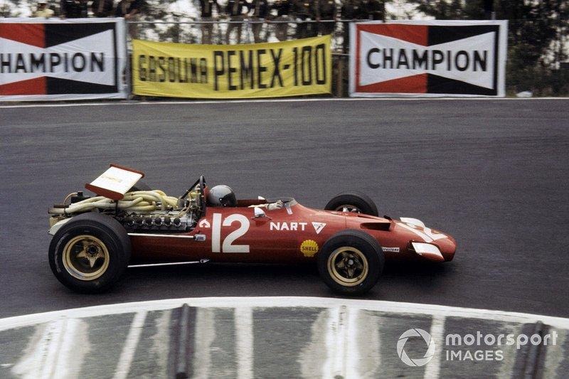 Pedro Rodriguez, Ferrari