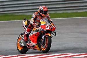 Marc Marquez, Repsol Honda Team, Malaysian MotoGP 2019