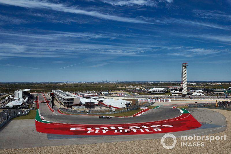 "Austin bumps set to ""complicate"" USA F1 weekend"